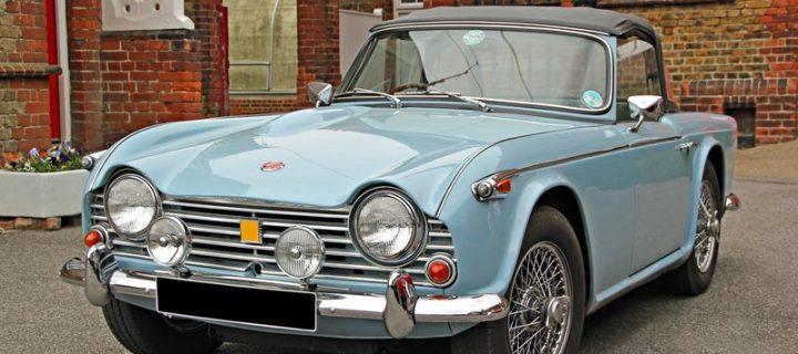 Find alt hvad du skal bruge til klassiske biler