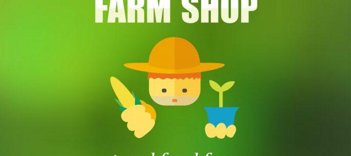 Handl spændende produkter i online gårdbutik